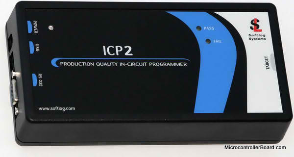 USB In-Circuit Programmer (ICP2)